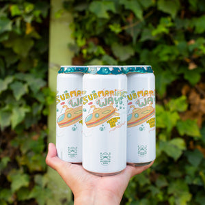 Submarine Way - DDH West Coast IPA (4-pack of 16oz cans)