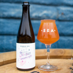 Tacking Westerly: Collab with Tucker Wines - Wine Barrel Saison (one 550 ml bottle)