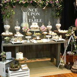 once upon a time themed party sweetie/candy table hire @elloirevents