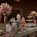 fabulous large vase sweetie containers for events hire @elloirevents