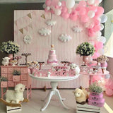Sweetie table baby shower decorations @elloirevents
