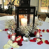 lantern table centrepieces @elloirevents
