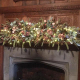 christmas wreaths decorations for hire @elloirevents