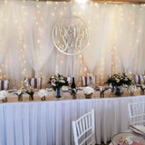 top table lighting for hire @elloirevents