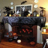 Halloween House decorations parties @elloirevents
