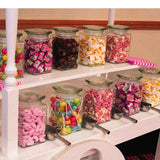 vintage victorian style sweetie candy cart hire west midlands @elloirevents