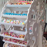 candy ferris wheel hire near me @elloirevents