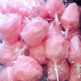 candy floss in bags for weddings & parties @elloirevents