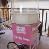 candy floss machines available for hire @elloirevents