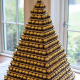 chocolate pyramids hire west midlands @elloirevents