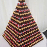 chocolate pyramid stands hire west midlands