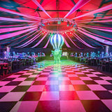 the greatest showman marquee themed decorations events @elloirevents