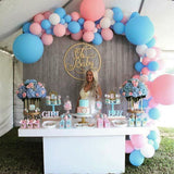 outdoor baby shower decorations @elloirevents