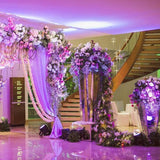 events decorations entrance walkways @elloirevents