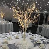 twig tree decorations for event parties @elloirevents