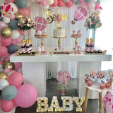 baby shower sweetie cake table @elloirevents