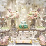 baby shower decorators @elloirevents