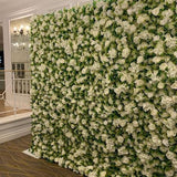 wedding planners and decorators west midlands flower walls @elloirevents