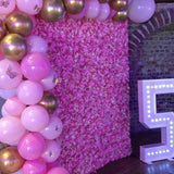 children's party flower walls @elloirevents