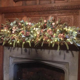 christmas wreath decorators @elloirevents