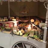 cheese cart hire for parties and events @elloirevents