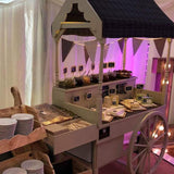 cheese cart for weddings hire @elloirevents