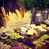 extravagant cheese tables for events hire @elloirevents