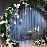 floral and greenery archway  @elloirevents
