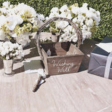 wishing well gift tables @elloirevents