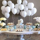 white sweetie tables Hire @elloirevents