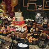 Harry potter themes sweetie table @elloirevents