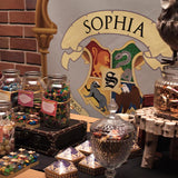 harry potter childrens candy table @elloirevents