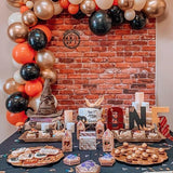 childrens birthday parties food and sweetie tables (harry potter themed) @elloirevents