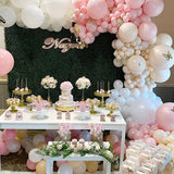 baby gender reveal parties sweetie tables @elloirevents