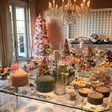 christmas food & sweetie table decorations @elloirevents