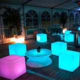 neon LED seating for hire @elloirevents