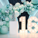 sweet sixteen birthday party decorator and planner @elloirevents