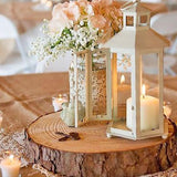 rustic vintage lanterns table decorations @elloirevents