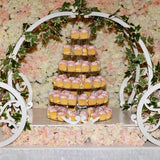 Cake Table Carriage @elloirevents
