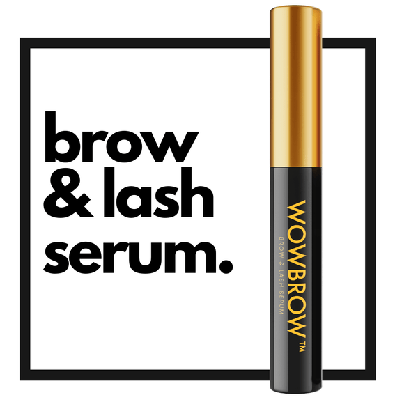 brow and lash serum for growth