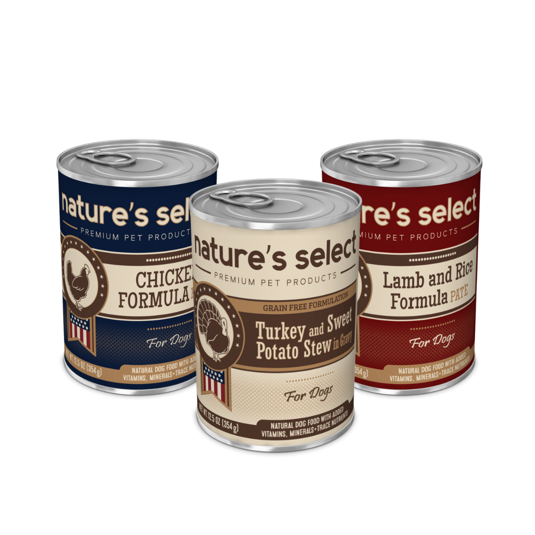 New Canned Food