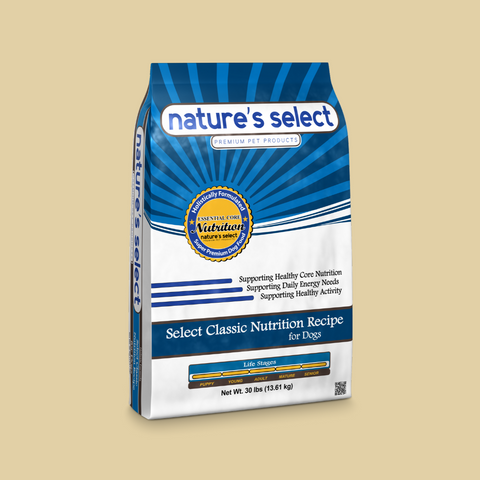 Nature's Select Pet Food Bag