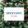 Nature's Select Gift Card