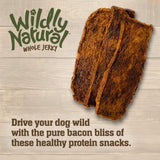Whole Jerky Thick Cut Bacon Dog Treats