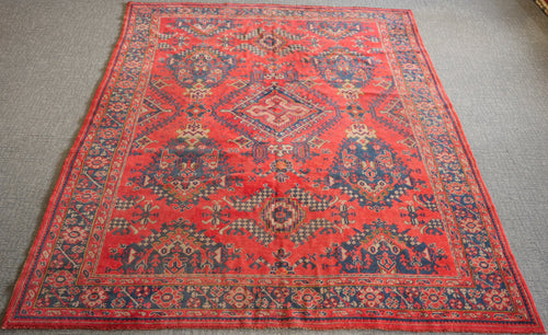 6623 Turkish Ushak 353x272cm