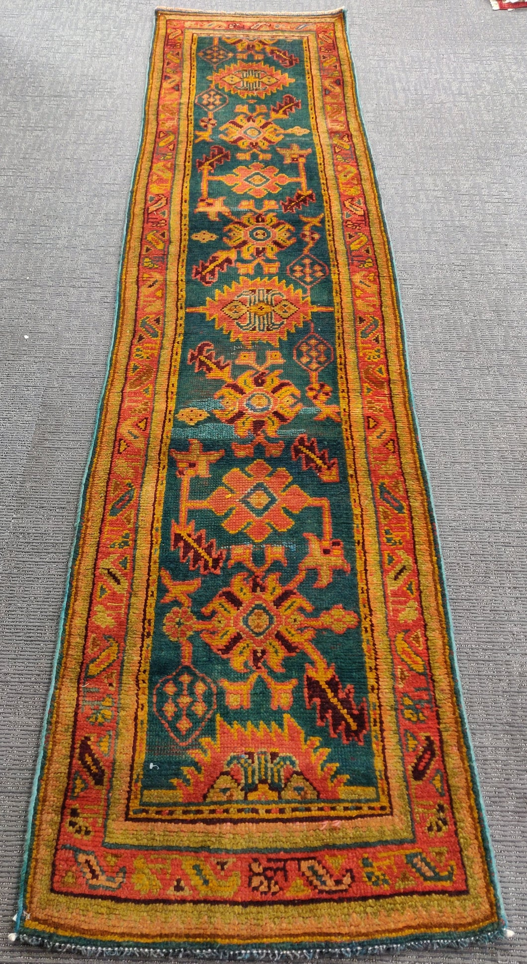 6510 Turkish Runner 367x85cm