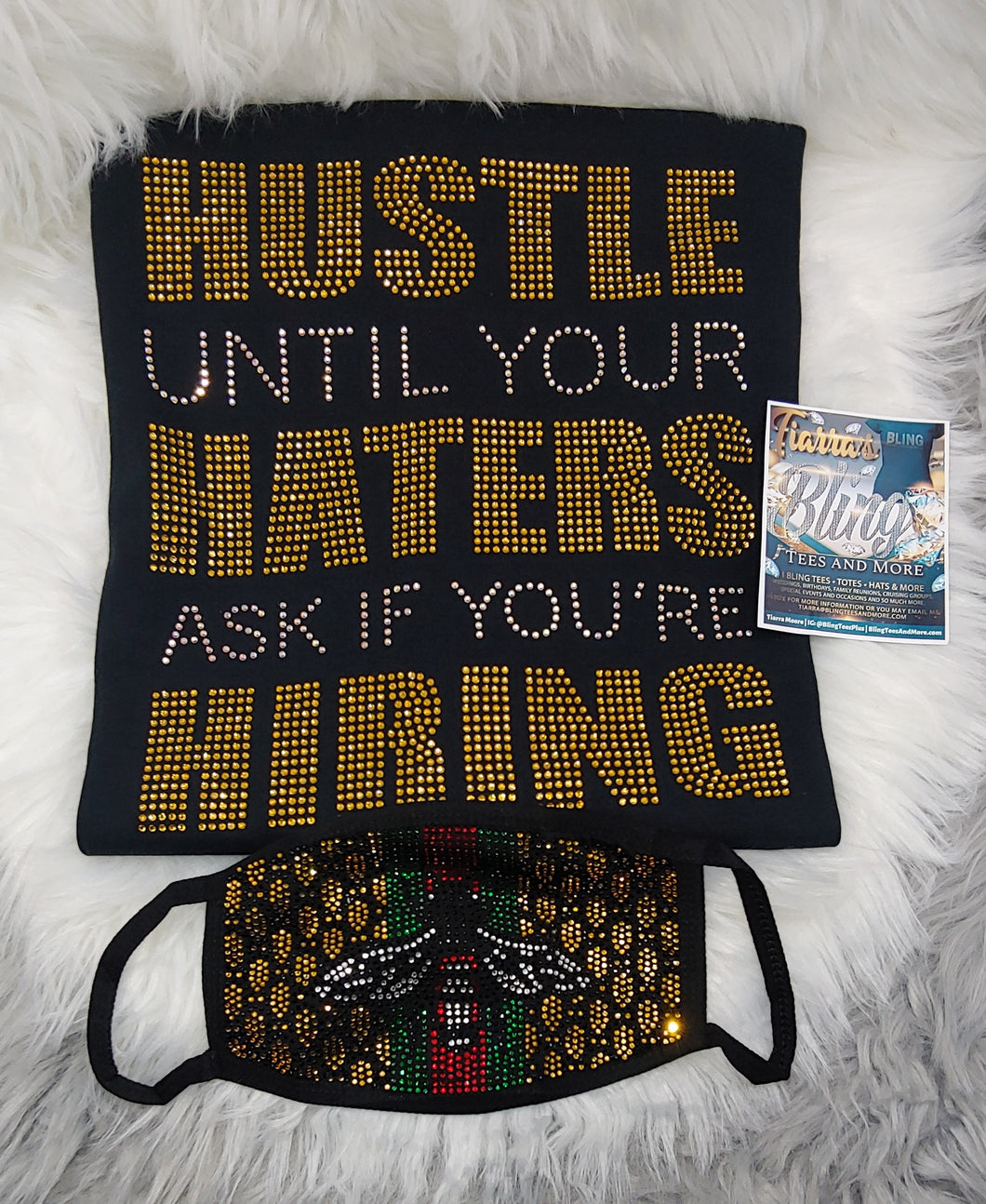 Hustle Until Your Haters Ask If You Are Hiring - 2 Colors Available