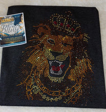 Load image into Gallery viewer, Rhinestone Lion Shirt