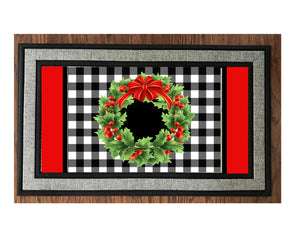 Wreath Doormat