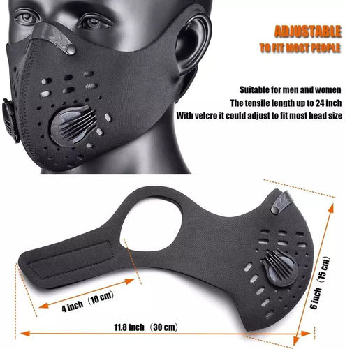 Adult Reuseable Neoprene Face Mask